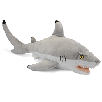 Large Stuffed Blacktip Shark Conservation Critter by Wildlife Artists