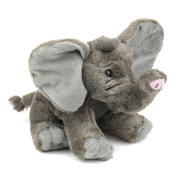Stuffed Elephant Mini Cuddlekin by Wild Republic