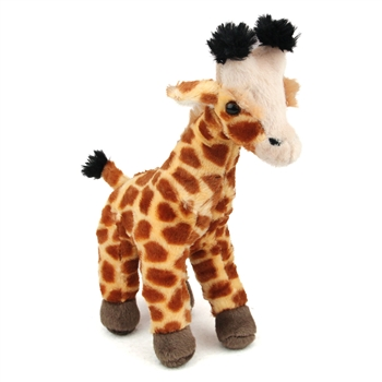Baby Stuffed Giraffe Mini Cuddlekin by Wild Republic