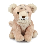 Baby Stuffed Lion Mini Cuddlekin by Wild Republic