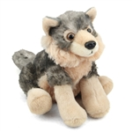 Stuffed Wolf Mini Cuddlekin by Wild Republic