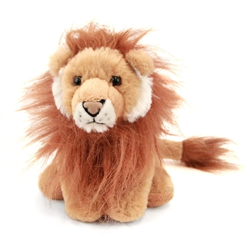 Stuffed Lion Mini Cuddlekin by Wild Republic