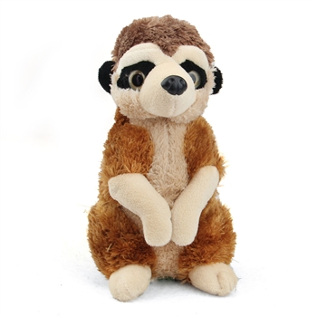 Stuffed Meerkat Mini Cuddlekin by Wild Republic