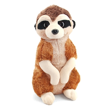 Plush Meerkat 12 Inch Stuffed Animal Cuddlekin By Wild Republic