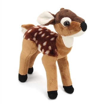 Stuffed Deer Fawn Mini Cuddlekin by Wild Republic