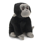 Stuffed Gorilla 5 Inch Itsy Bitsy Plush Primate by Wild Republic
