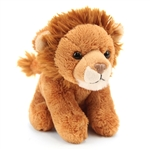 Small Plush Lion Lil' Cuddlekins by Wild Republic