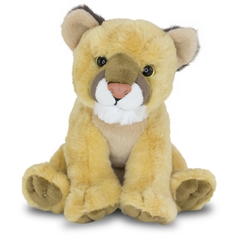 Stuffed Cougar Mini Cuddlekin by Wild Republic