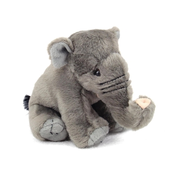 Stuffed Asian Elephant Mini Cuddlekin by Wild Republic