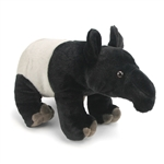 Cuddlekins Tapir Stuffed Animal by Wild Republic