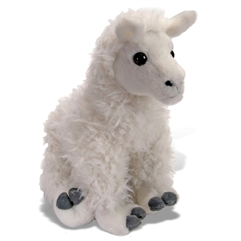 Cuddlekins White Llama Stuffed Animal by Wild Republic