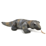 Cuddlekins Komodo Dragon Stuffed Animal by Wild Republic