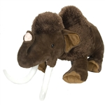 Jumbo Plush Woolly Mammoth 40 Inch Cuddlekin by Wild Republic