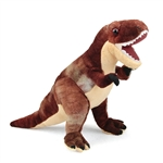 Small Dinosauria T-Rex Stuffed Animal by Wild Republic