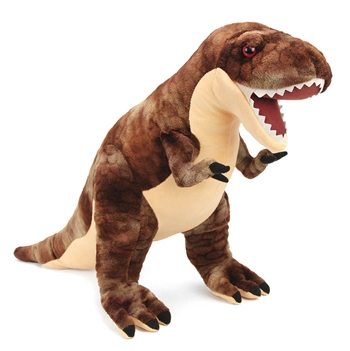 Large Dinosauria T-Rex Stuffed Animal by Wild Republic