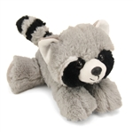 Hug Ems Small Raccoon Stuffed Animal by Wild Republic