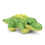 Hug Ems Small Alligator Stuffed Animal by Wild Republic