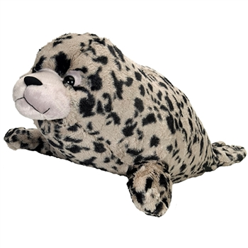 Jumbo Plush Harbor Seal Pup 30 Inch Cuddlekin by Wild Republic
