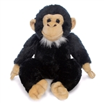 Cuddlekins Chimpanzee Stuffed Animal by Wild Republic