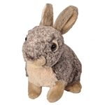 Stuffed Baby Bunny Mini Cuddlekin by Wild Republic