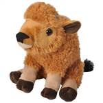 Cuddlekins Buffalo Calf Stuffed Animal by Wild Republic