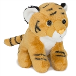 Small Plush Tiger Lil Cuddlekins by Wild Republic