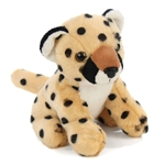 Small Plush Cheetah Lil' Cuddlekins by Wild Republic