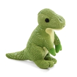 Small Plush T-Rex Lil' Cuddlekins by Wild Republic