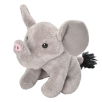 Small Plush Elephant Lil' Cuddlekins by Wild Republic