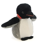 Small Plush Emperor Penguin Lil' Cuddlekins by Wild Republic