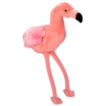 Small Plush Pink Flamingo Lil' Cuddlekins by Wild Republic