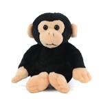 Small Plush Chimpanzee Lil' Cuddlekins by Wild Republic