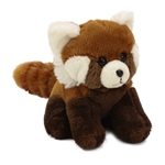 Small Plush Red Panda Lil' Cuddlekins by Wild Republic