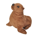 Small Plush Sea Lion Lil' Cuddlekins by Wild Republic