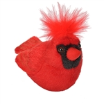 Plush Cardinal Audubon Bird with Sound by Wild Republic