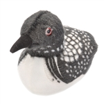 Plush Common Loon Audubon Bird with Sound by Wild Republic