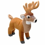 Cuddlekins Buck Deer Stuffed Animal by Wild Republic