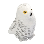 Plush Snowy Owl Audubon Bird with Sound by Wild Republic