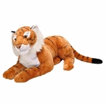 Cuddlekins Jumbo Tiger Stuffed Animal by Wild Republic