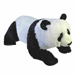 Cuddlekins Jumbo Panda Stuffed Animal by Wild Republic