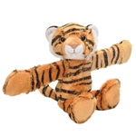 Huggers Tiger Stuffed Animal Slap Bracelet by Wild Republic