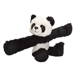 Huggers Panda Stuffed Animal Slap Bracelet by Wild Republic