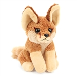Small Plush Fennec Fox Lil Cuddlekins by Wild Republic