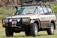 ARB DELUXE BAR TOYOTA LAND CRUISER