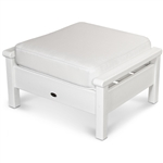 Polywood Harbour Deep Seating Ottoman