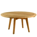 "Kingsley Bate Algarve 60"" Rd. Dining Table"