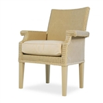 Lloyd Flanders Hamptons Dining Chair w/ arms