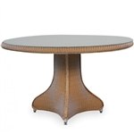"Lloyd Flanders 48"" Round Dining Table"