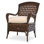 Lloyd Flanders Haven Dining Arm Chair