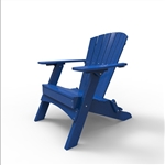 Malibu Hyannis Folding Adirondack Chair